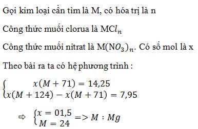 Giải Hóa lớp 12 bài 26: Kim loại kiềm thổ