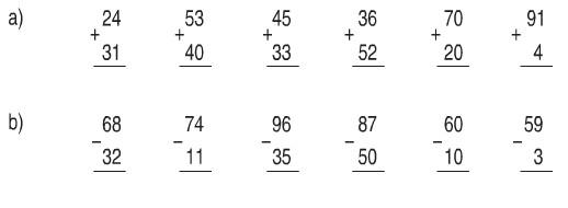 giai toan lop 1 bai on tap cac so den 100 trang 174 1 - Giải Toán lớp 1 bài Ôn tập : các số đến 100 trang 174