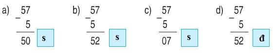 giai toan lop 1 bai phep tru trong pham vi 100 tru khong nho tiep theo 3 - Giải Toán lớp 1 bài Phép trừ trong phạm vi 100 (trừ không nhớ) (tiếp theo)