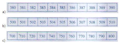 Giải Toán lớp 2 bài Ôn tập về các số trong phạm vi 1000
