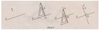 giai toan lop 7 bai 2 hai duong thang vuong goc 2 - Giải Toán lớp 7 Bài 2: Hai đường thẳng vuông góc